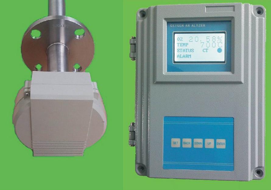 分体式氧化锆氧量分析仪 (YTZRO2-505)