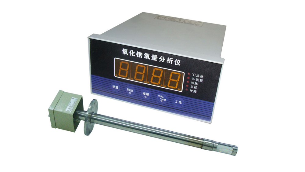 ZrO2-II型直插式微机化氧量自动分析仪