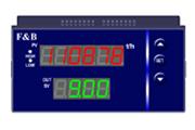 XMJ5000系列智能型流量积算显示控制仪
