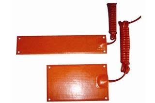硅橡胶电加热板 防水性能好硅橡胶加热板