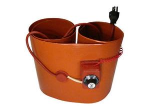 硅橡胶油桶电加热带/电加热器