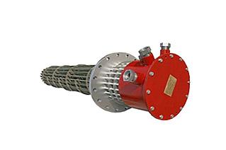 800KW集束式电加热器