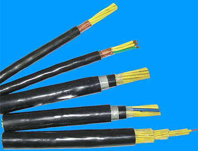 采煤机屏蔽橡套软电缆