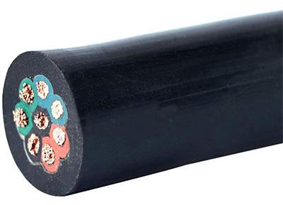 煤矿用移动轻型橡套软电缆
