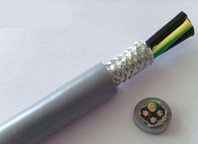 高柔性双护套双绞屏蔽电缆