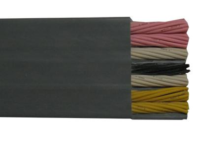 电梯视频监控电缆(电梯视频扁线)