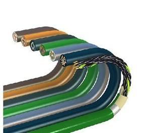 PUR拖链电缆