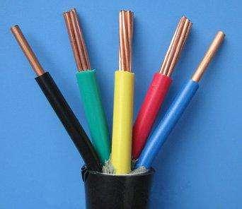 无卤低烟阻燃电缆