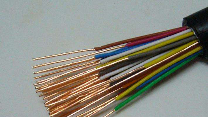 矿用聚乙烯绝缘电力电缆