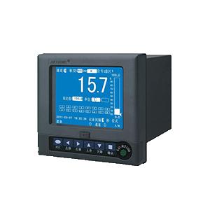 C2100蓝色液晶显示控制记录仪