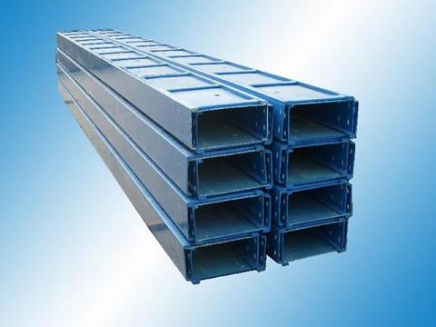 环氧树脂桥架(托盘式)