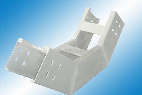 复合环氧树脂复合型桥架(梯式垂直弯通)