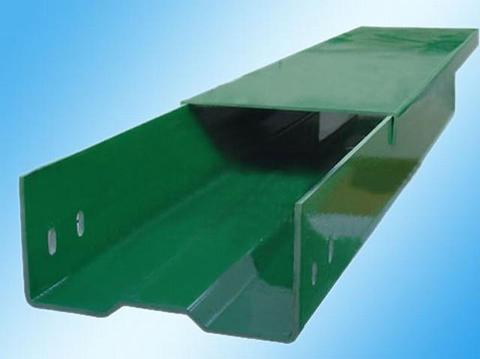 复合环氧树脂乐虎国际娱乐登录网址桥架(内衬钢板)